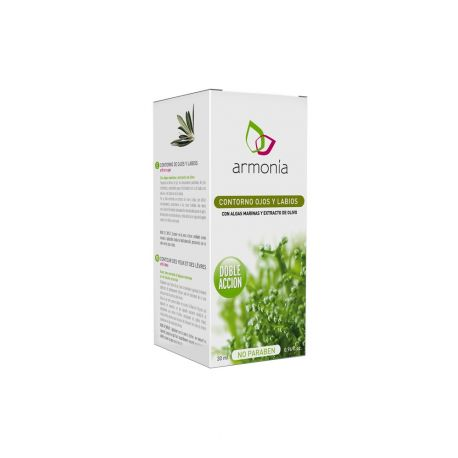 ARMONIA - EYE & LIP CONTOUR (Seaweed % Olive Extract)