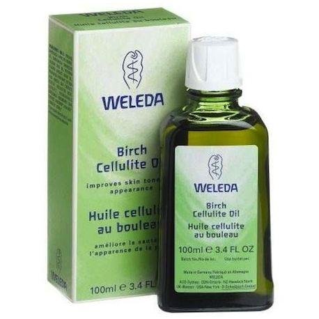 WELEDA – BIRCH CELLULITE OIL