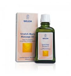 WELEDA – STRETCH MARKS MASSAGE OIL