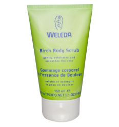 WELEDA – BIRCH BODY SCRUB (Peeling)