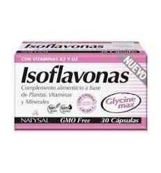 ISOFLAVONAS - 30 CAPSULAS