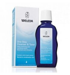 WELEDA – CLEANSING LOTION 2 IN 1 (Facial & Neck)