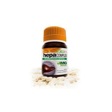 MGDOSE – V$M15 HEPA COMLEX (DEPURATIVO HEPÁTICO)