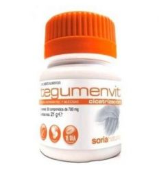 SORIA NATURAL – TEGUMENVIT (Skin & Mucous Restoring)