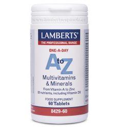 LAMBERTS – A-Z  MULTI (Vitamins & minerals)