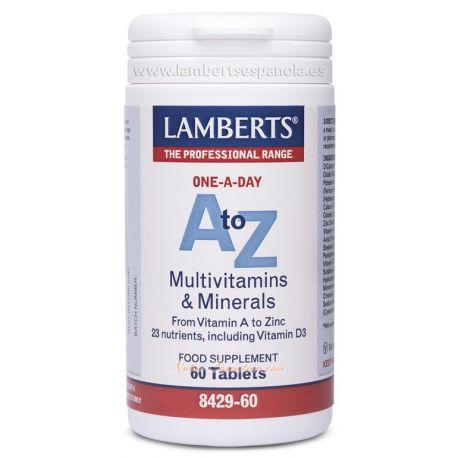 LAMBERTS – A-Z  MULTI (MULTIVITAMINICO)
