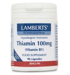 LAMBERTS – THIAMINE VITAMINE B1 (Toxins)