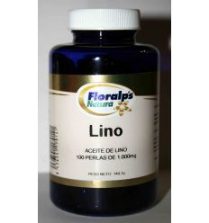 FLORALP'S – ACEITE DE LINO (Omega 3 & 6)