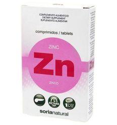 SORIA NATURAL – ZINC TABLETS