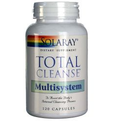 SOLARAY – TOTAL CLEANSE MULTISYSTEM (Purifying)