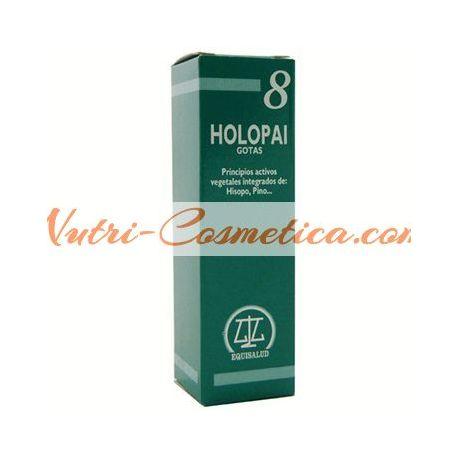 EQUISALUD - HOLOPAI 8 (ANTIASMATICO)