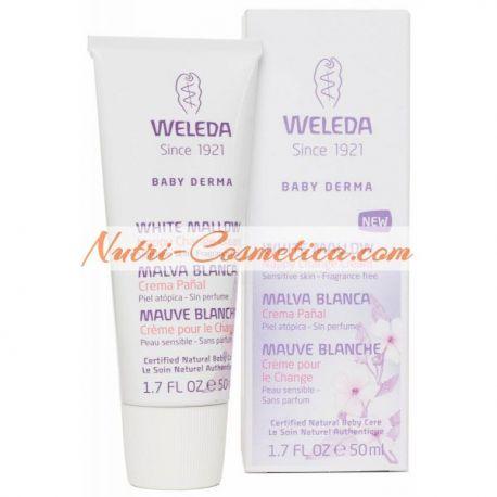 WELEDA –CREMA DE PAÑAL C6 DE MALVA BLANCA (INFANTIL)