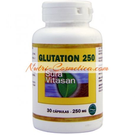 SURA VITASAN – L-GLUTATION (SISTEMA INMUNOLÓGICO)