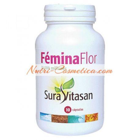 SURA VITASAN - FEMINA FLOR (Óvulos Vaginales)