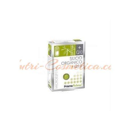PRISMA NATURAL - ORGANIC SILICON + Q10 MICROSPHERES (Antiaging)