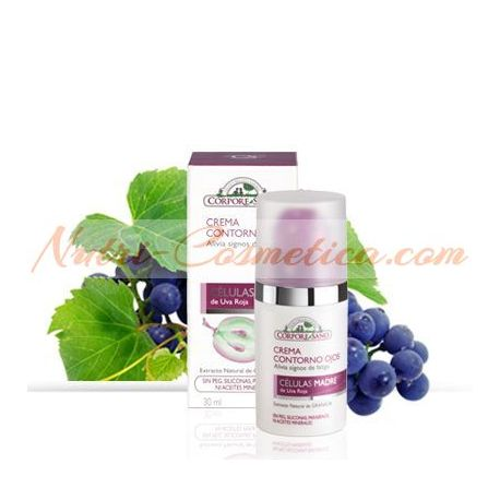 CORPORE SANO – GRAPE SEED FACIAL CREAM + SHEA BUTTER (Mature Skins)