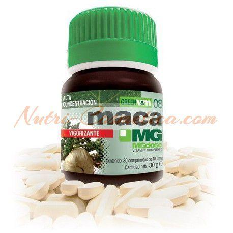 MGDOSE – MACA (Vigorizante Sexual & Libido)
