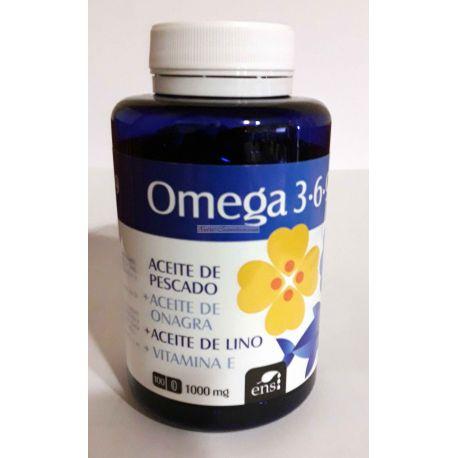 FLORALP'S -  OMEGA 3-6-9 (HIPERTENSIÓN-COLESTEROL)