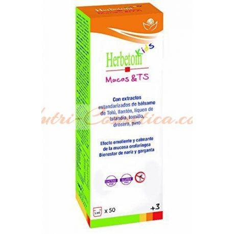 BIOSERUM - HERBETOM 100 TS CATARROS (Infantil)