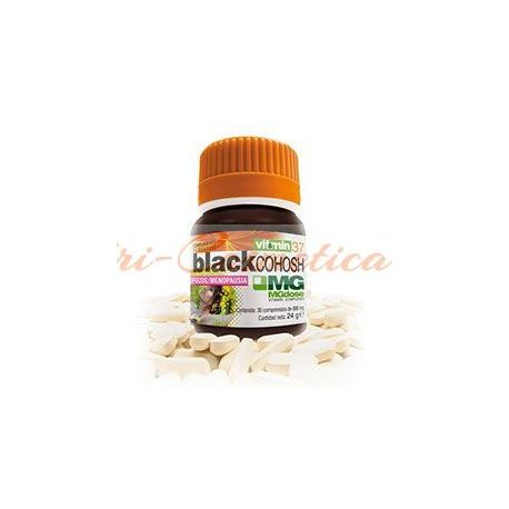 MGDOSE – BLACK COHOSH (Menopausia & Sofocos)