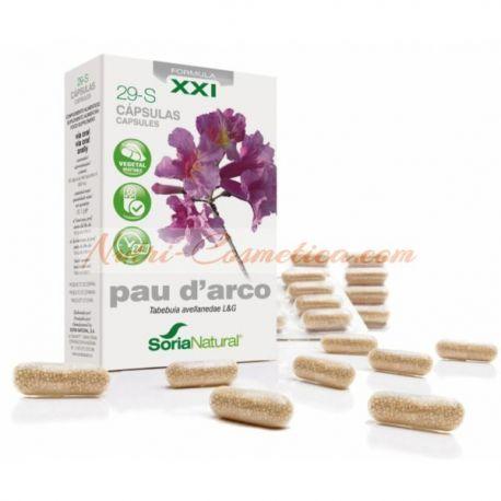 SORIA NATURAL – 29S PAU D'ARCO (Sistema Inmune)