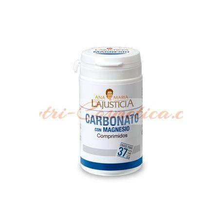 ANA MARIA LAJUSTICIA - MAGNESIUM CARBONATE (Digestive, gases, intestinal)