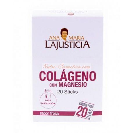 ANA MARIA LAJUSTICIA - COLLAGEN + MAGNESIUM STICKS (Skin & Cartilage)
