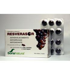 SORIA NATURAL - RESVERASOR (Antiarrugas)