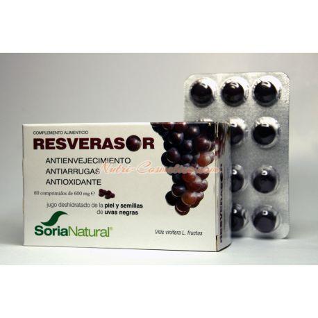SORIA NATURAL - RESVERASOR (Anti-Aging)