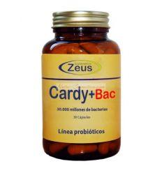 ZEUS - CARDY+BAC 30 Caps.