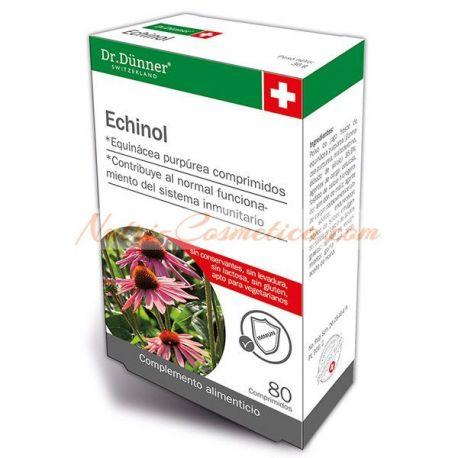 DR.DUNNER - ECHINOL 84 TABLETAS