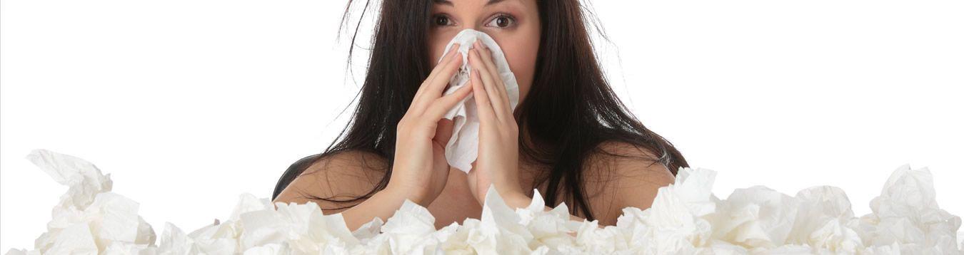 Resfriados - Gripe - Tos